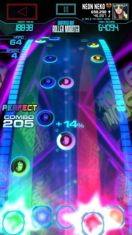 Neon FM™ — Music Gaming   Arcade Rhythm Game