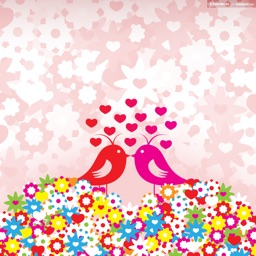 Valentine Romance Sticker for iMessage