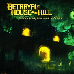 Soundboard for Betrayal at House on the Hill