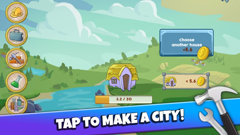 Make a City Idle Tycoon Cheat Codes