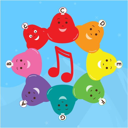 PsP Bells: Kids Instrument App
