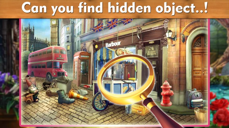 Hidden object: Mystery park pro screenshot-1