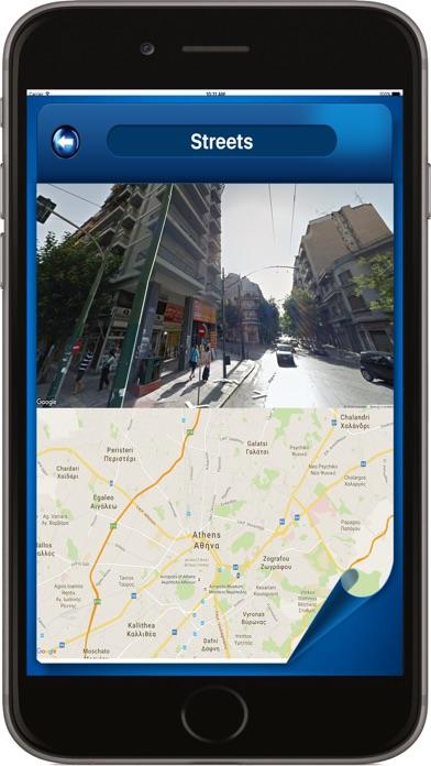 Athens Greece - Offline Maps Navigator screenshot four