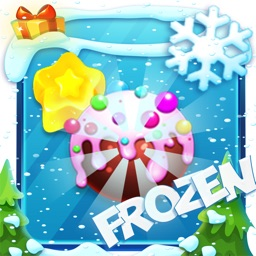 Frozen Frenzy Mania Candy Sweet Match 3 Games