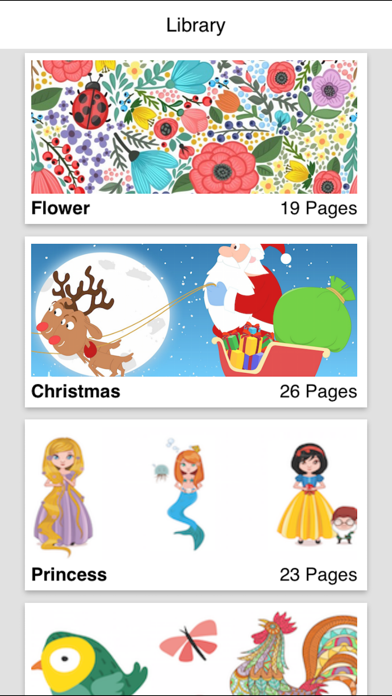 Recolor - Colory Book For Kids and Adults screenshot 1