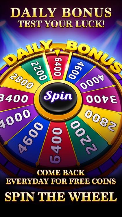 Classic Slots Casino - Vegas Slot Machine screenshot-4
