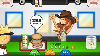 Papa's Burgeria To Go Screenshot 5