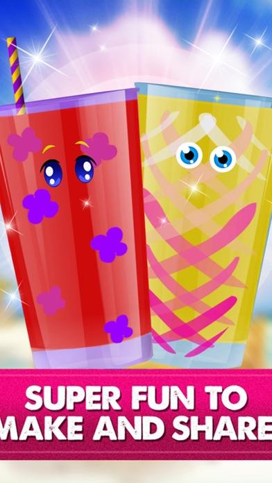 Icy Drink Salon - Frozen Juice Treat Maker Madness screenshot four