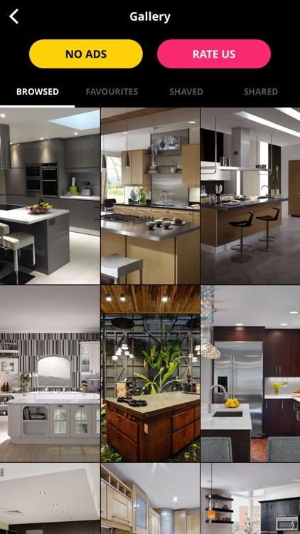 Modular Kitchen Designer Ideas & Kitchen Cabinets screenshot-4