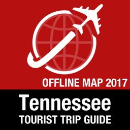 Tennessee Tourist Guide + Offline Map