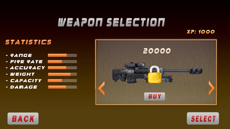 Commando Sniper Assassin Shooter - Kill Terrorist screenshot-4