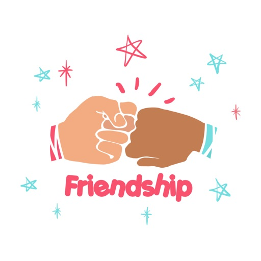 FriendshipMoji - Emojis for Friendship & Bonding