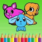 Pet Painting, Coloring and Drawing Animal for Kids icon