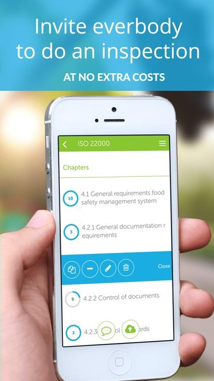 Inspection & ISO Audit app screenshot-4