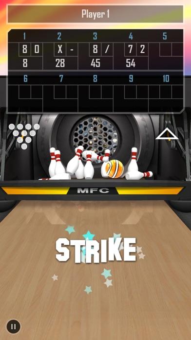 Real Bowling 3D Plus screenshot three