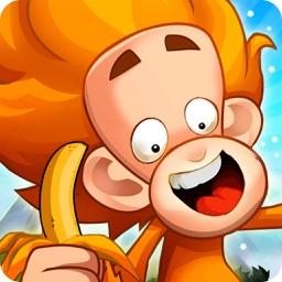 Banana Jungle World: Kong Adventure