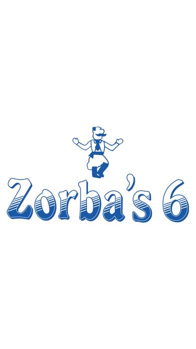 Zorbas LE15 screenshot one