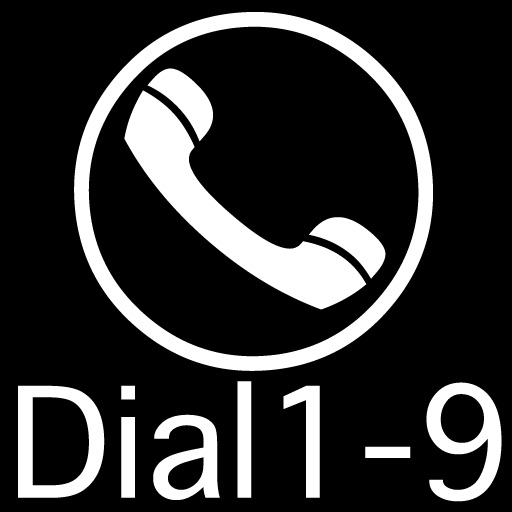 Dial 1 to 9