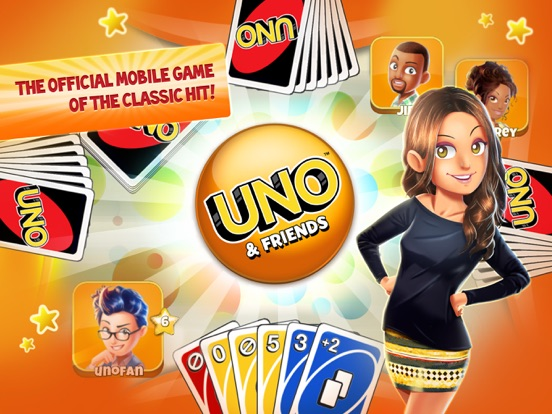 UNO ™ & Friends iPad
