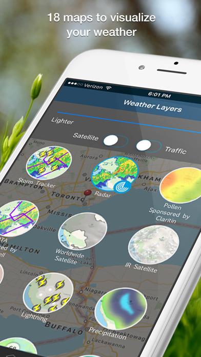 download WeatherBug - Radar, Forecast apps 0