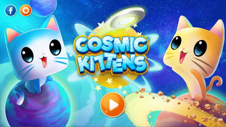 Cosmic Kittens screenshot-0
