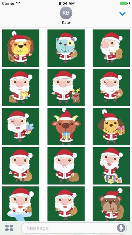 Sticker Me: Christmas Coming