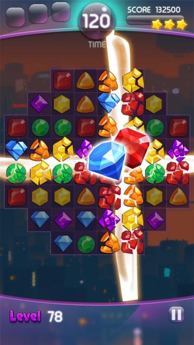 ジュエルマジック - ランキング ゲーム 無料 簡単 パズル 人気 暇つぶし紹介画像4