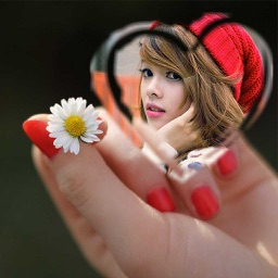 Nails Photo Frame - Best Photo Frame Editor
