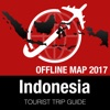印度尼西亚 旅游指南+离线地图