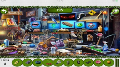 Free Hidden Objects: Fantasy Places Hidden Object screenshot one