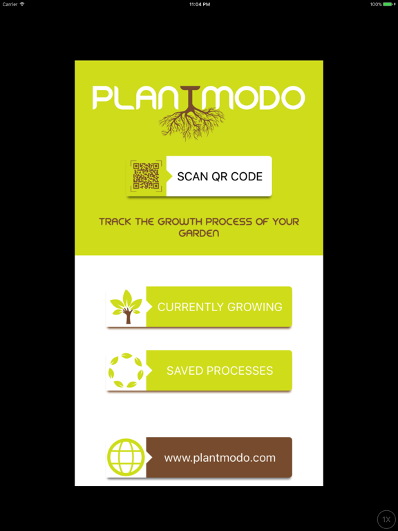 PlantModo Garden Journal-ipad-0