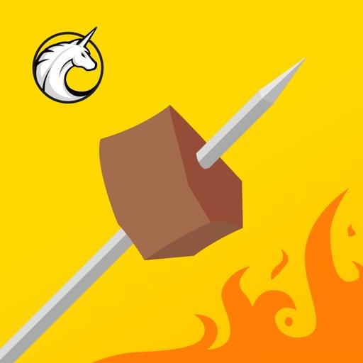 Shish Kabab Game - لعبة شيش كباب iOS App