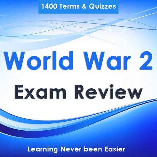 World War 2 Exam Review- Study Notes, Quiz & Terms