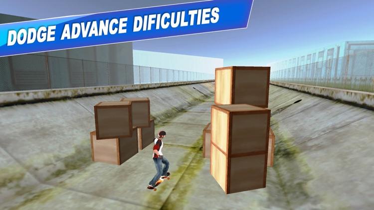Skateboard Games Simulator 2017: Flip Stunt Master screenshot-3