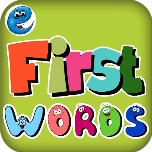 First Words for Babies, Kids Preschool-2nd Grade iOS App