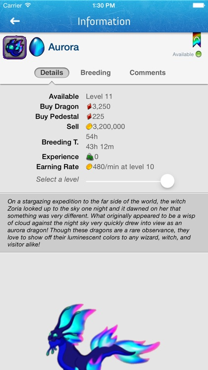 Breeding Guide for DragonVale screenshot-4