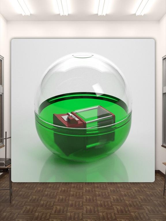 CUBIC ROOM2 -room escape- screenshot