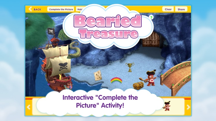Care Bears: Bearied Treasure screenshot-4