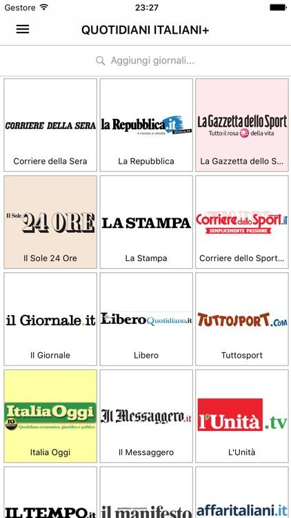 Quotidiani Italiani+ Notizie, Attualità, Cronaca