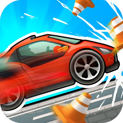 Awesome Reckless Car Driving Stunts - Free Racing