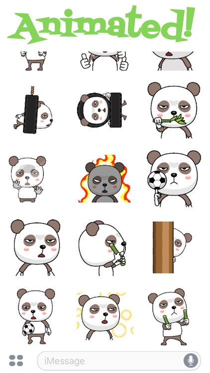 Sleeplest Panda Animated screenshot-3