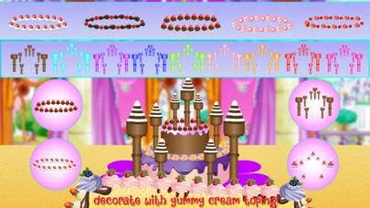 Castle Cake Maker screenshot three