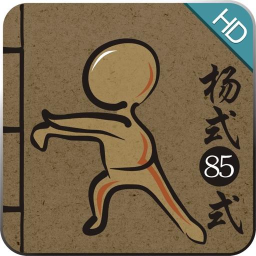 杨式太极85式