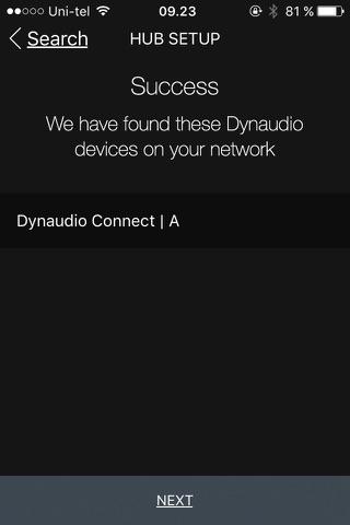 Dynaudio Control - náhled