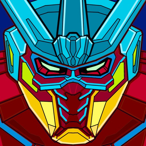 Mobile Suit Fight iOS App