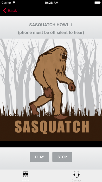 Sasquatch Calls screenshot four
