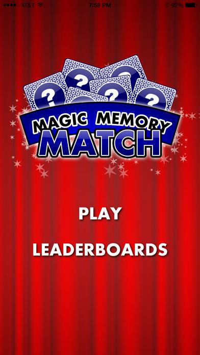 Magic Memory Match Free