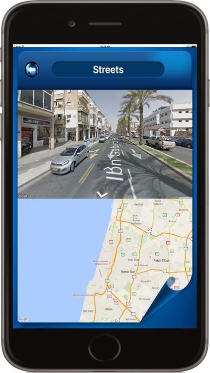 TelAviv Israel - Offline Maps navigation screenshot-4