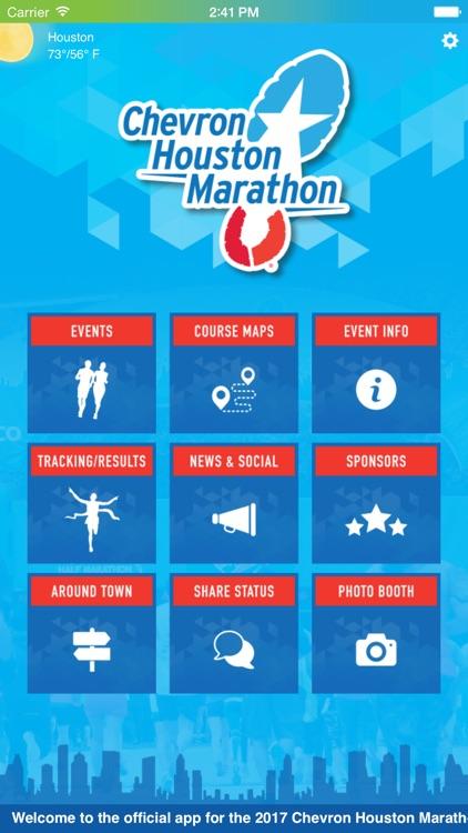 2017 Chevron Houston Marathon