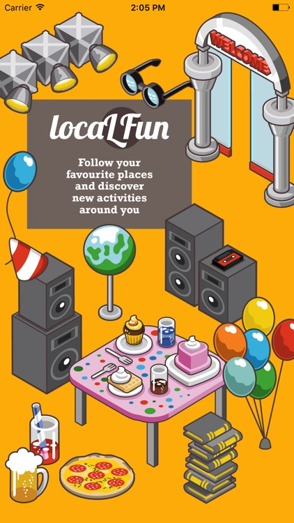 Local Fun app image
